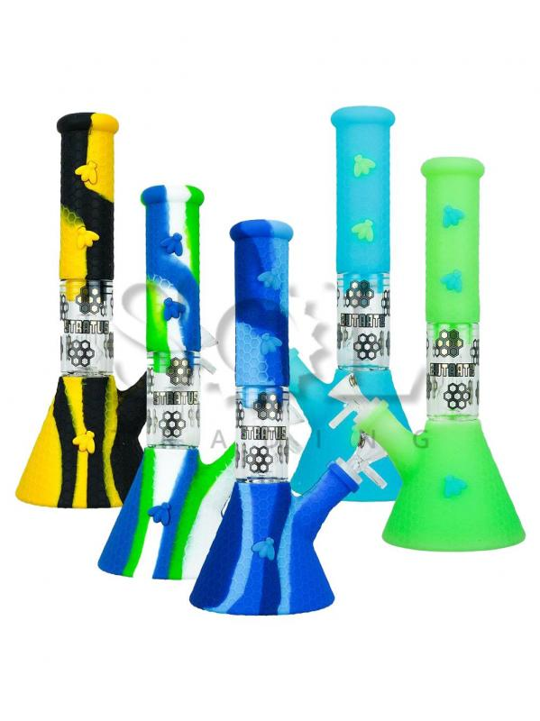 Silicone Bee Waterpipe