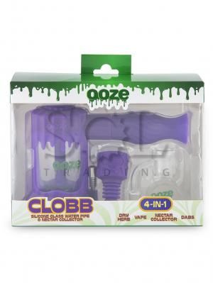 Ooze Clobb Silicone Waterpipe & Nectar Collector